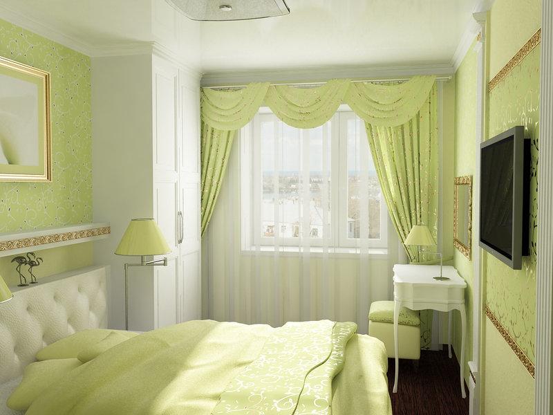 Если Вы правильно разработали дизайн маленькой комнаты, то интерьер вашей квартиры будет казаться в глазах намного просторнее чем до этого.