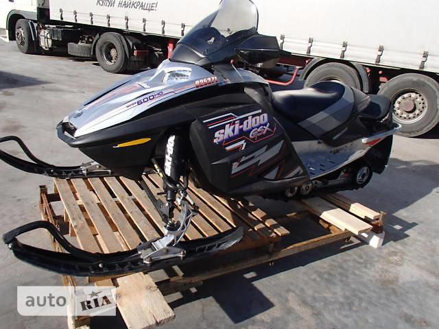 Ski-Doo GSX 7607LI