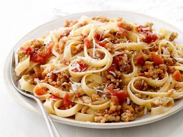 Спагетти с говядиной рецепт с фото