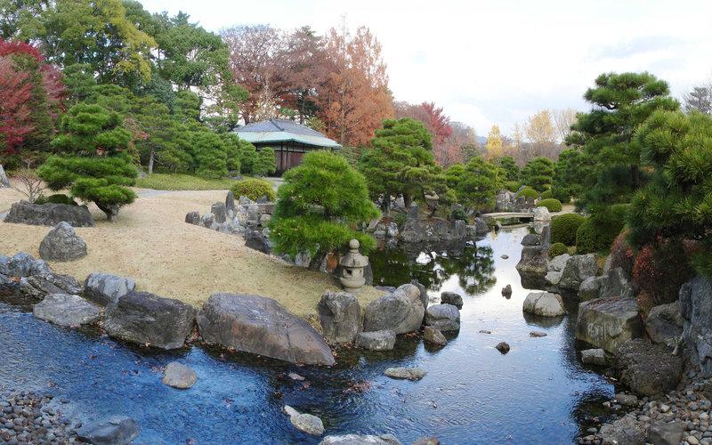 Япония, Японский сад