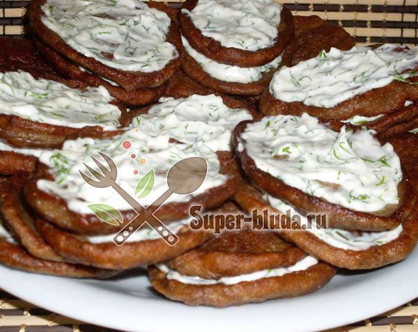 Рецепты c фото тортов творожных