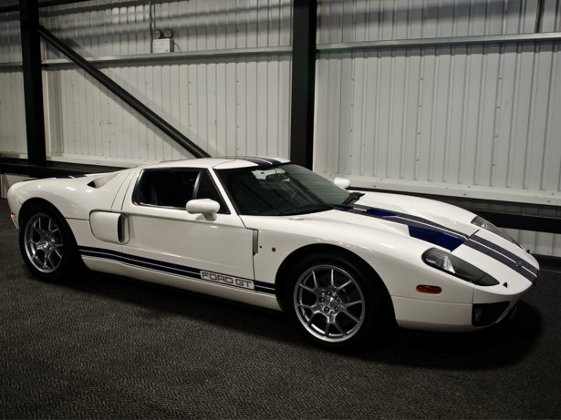 The Ford Gt Has Been A Pretty Successful Among Famous Automotive World People With Jeremy