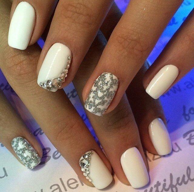 Очень красивый дизайн ногтей-163 фото -Фото дизайна ногтей 45