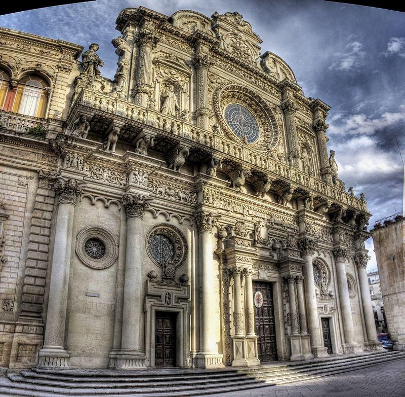 архитектур барокко картинки ценят