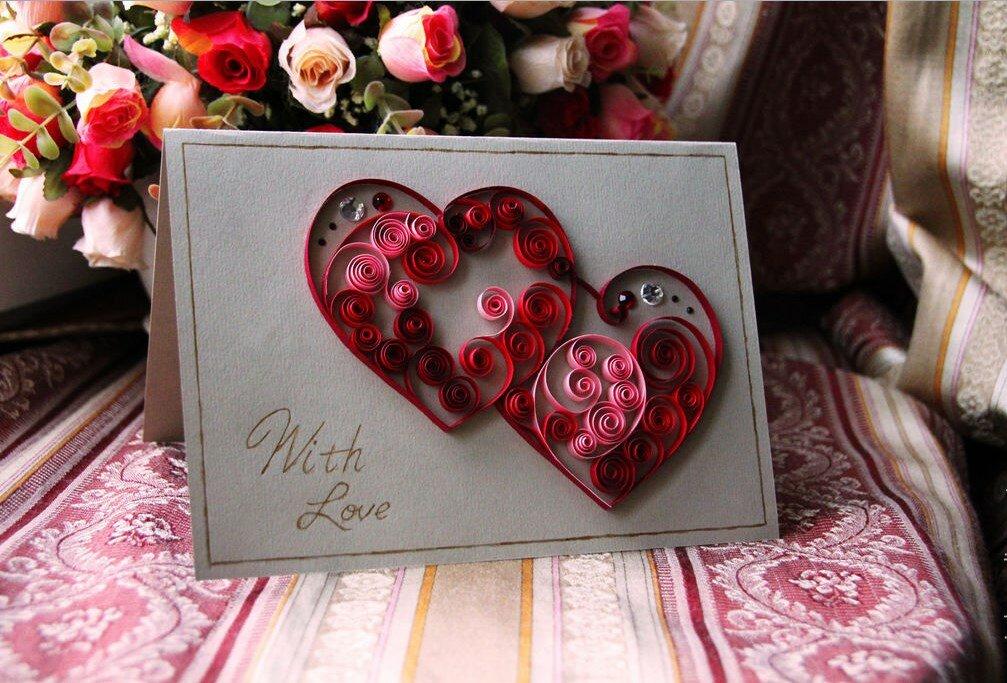 Маме привет, подарок открытка для любимого своими руками