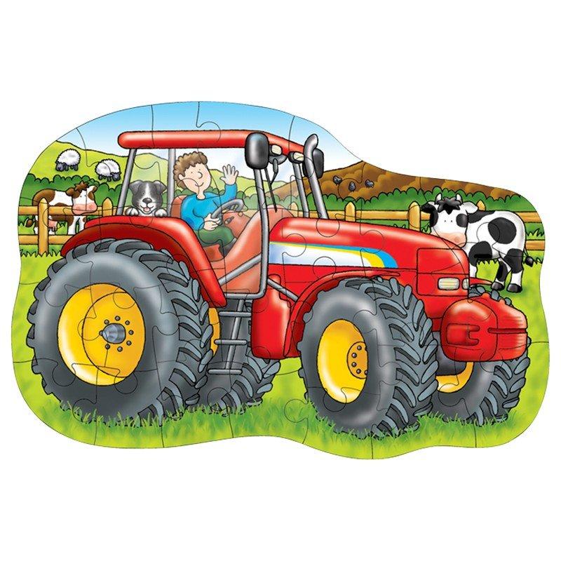 Трактор в картинках для мальчиков, пловцу