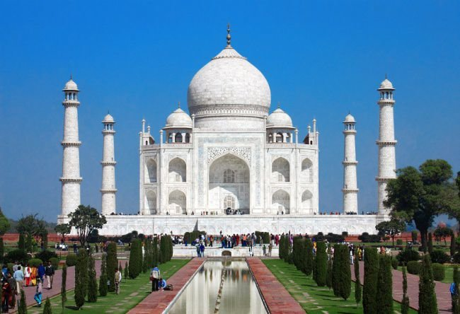 Тадж-Махал.Индия