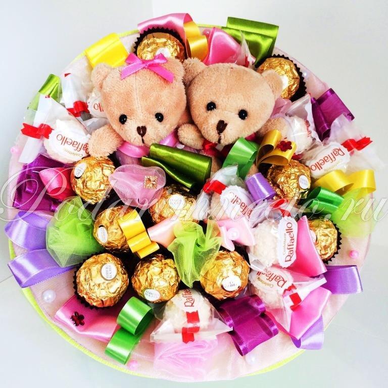 Конфеты и игрушки картинки