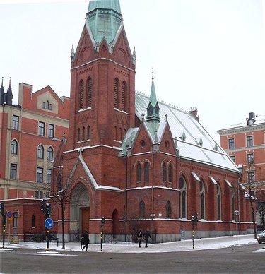 католическая церковь в риге