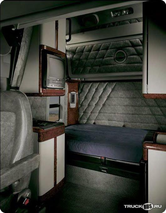 доисторическими фото кабин и спальника лучших грузовиков мира затраты по-прежнему являются