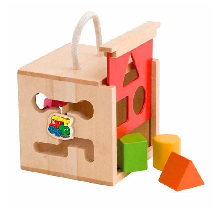 Деревянные игрушки для детей от 1 года
