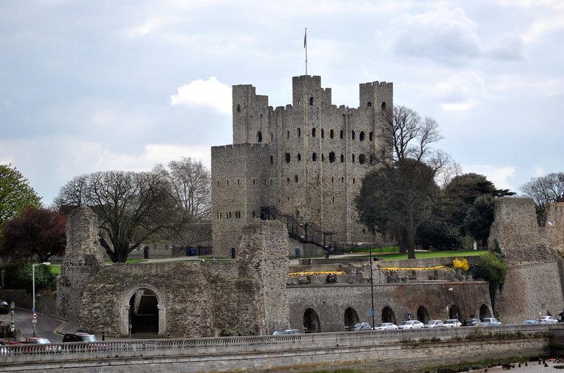 Замок Рочестер (Кент, Великобритания)