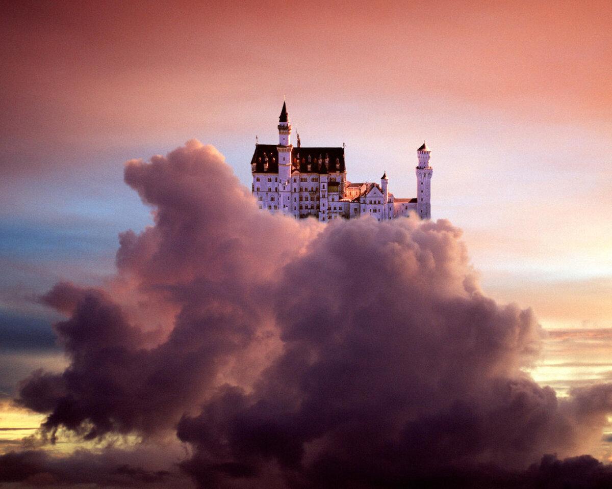 картинки замки из облаков юности ваня работал