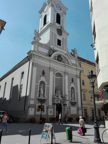 церковь святого михаила будапешт