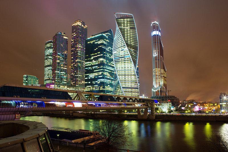 Деловой центр Московский международный деловой центр «Москва-Сити»