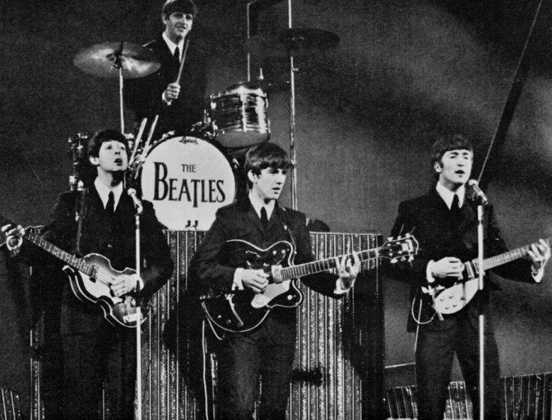 19 января 1963 года состоялось сенсационное выступление «Битлз» на сцене театра «Палладиум» в Лондоне