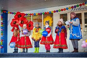 Масленица 2020 в гимназии №38 Тольятти