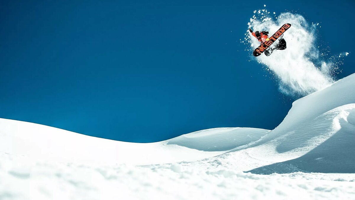 Обои на тему лыжи