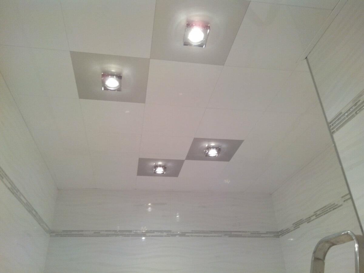 Кассетный потолок №15