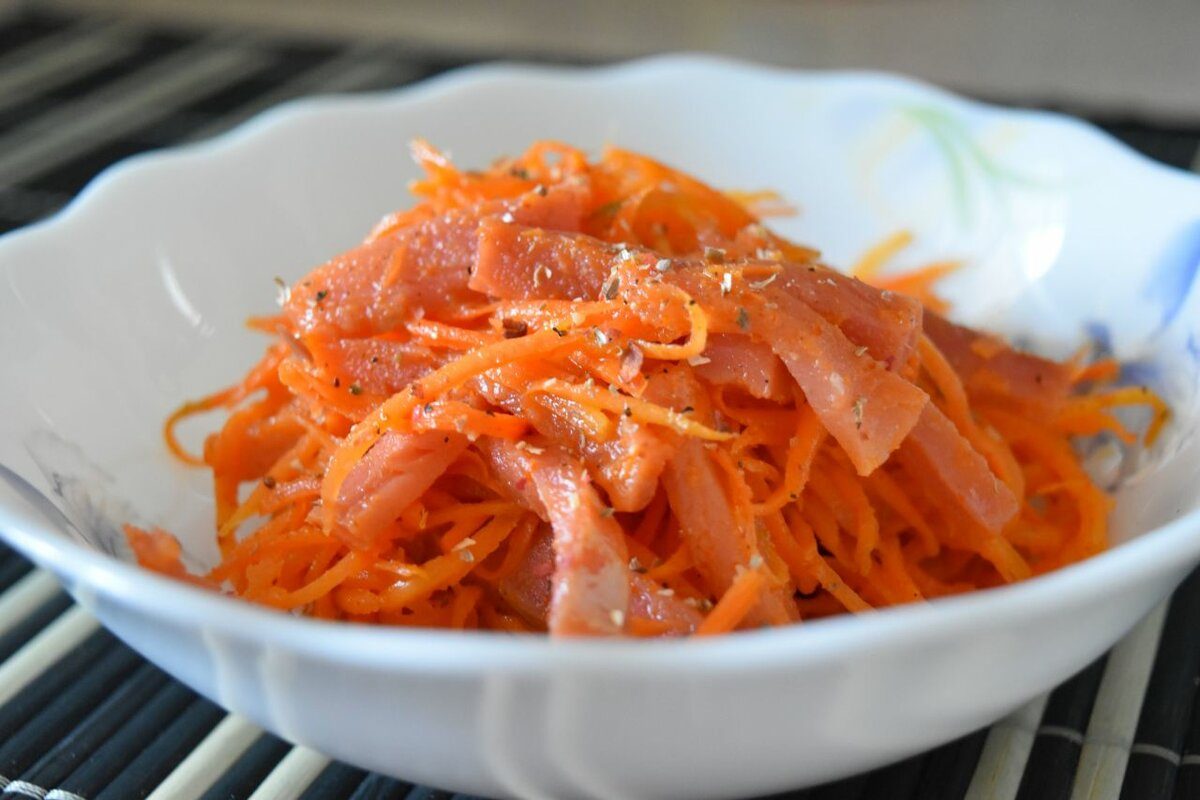 горбуша хе по корейски рецепт с фото сегодняшний