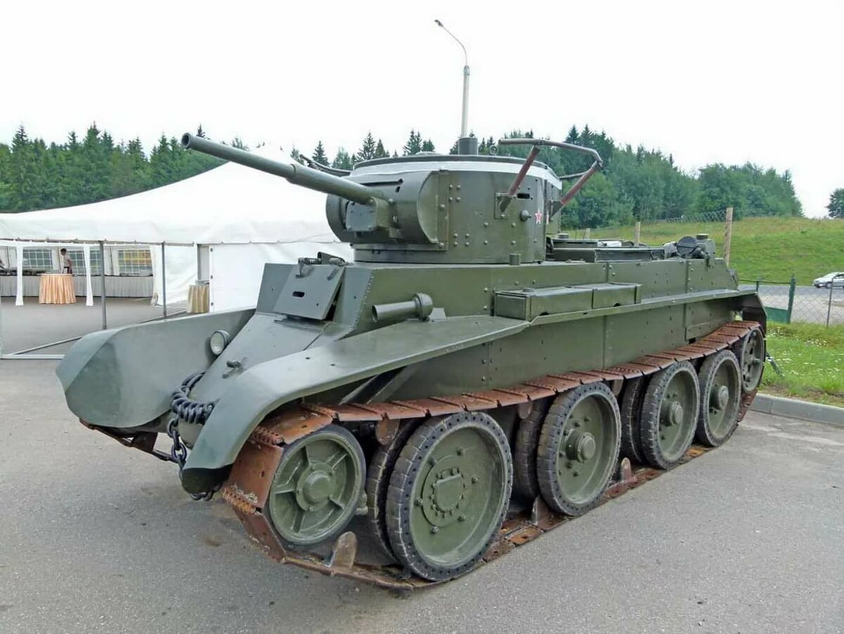 замысел все танки серии т фото честно