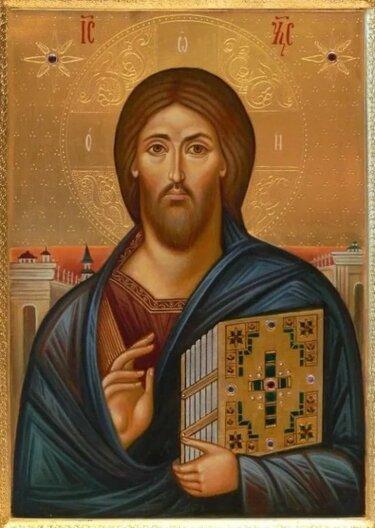христос пантократор вседержитель икона