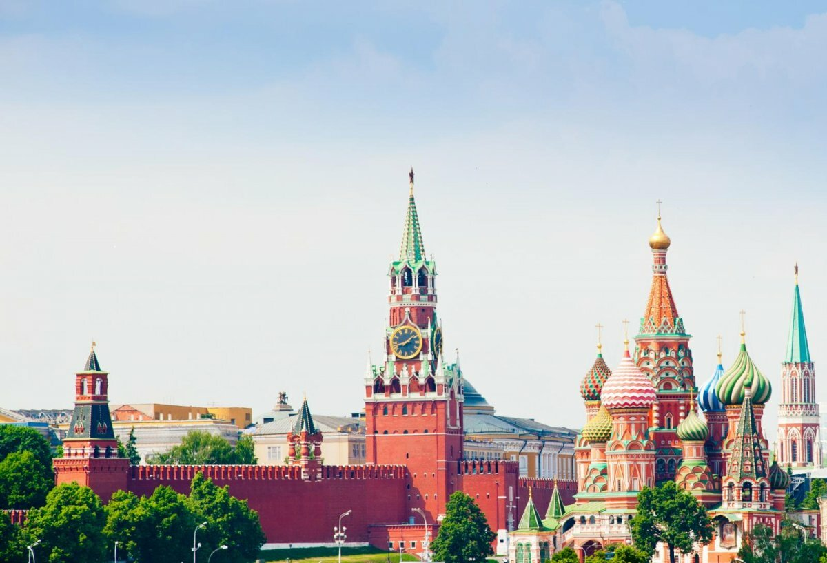 кремль картинка для презентации свою очередь