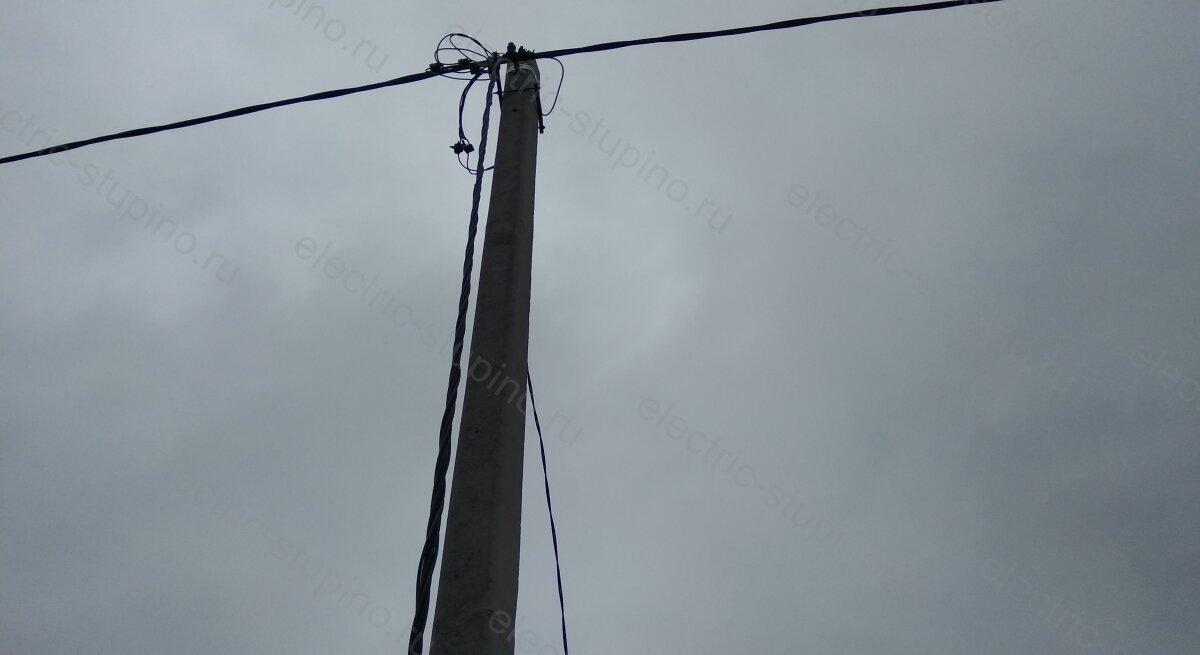 Подключение электричества 15 кВт к частному деревянному дому