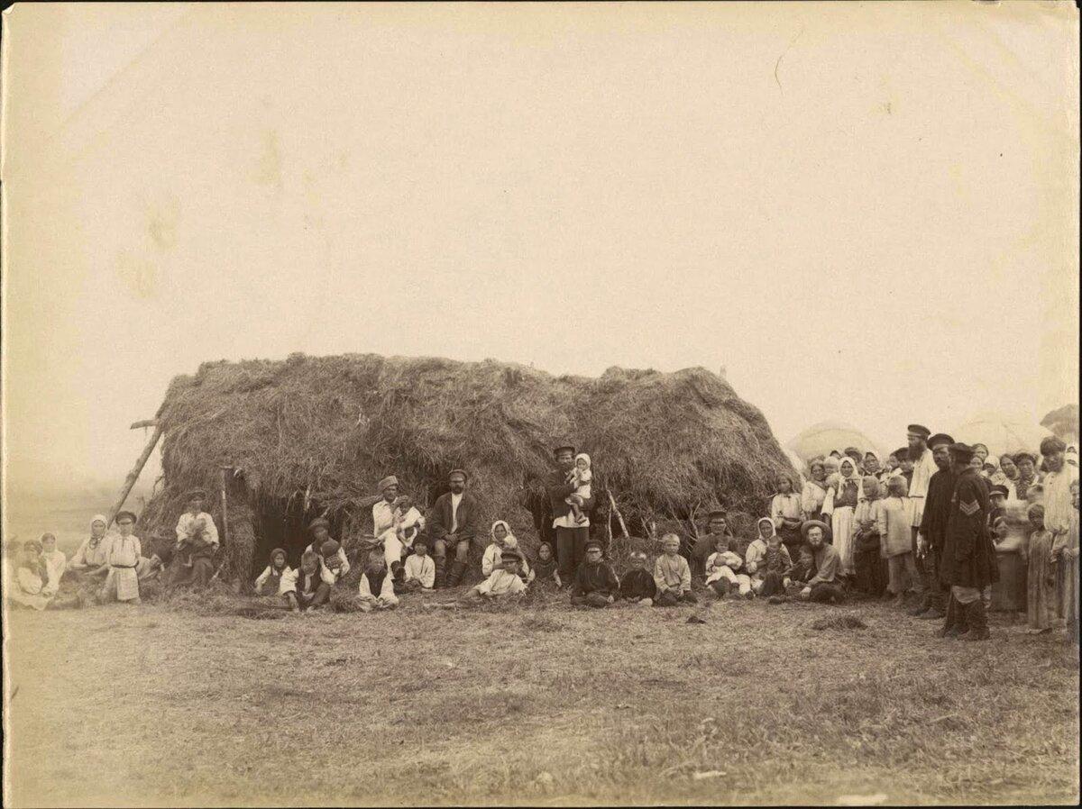 эту старые фото переселенцев на дальний восток издание