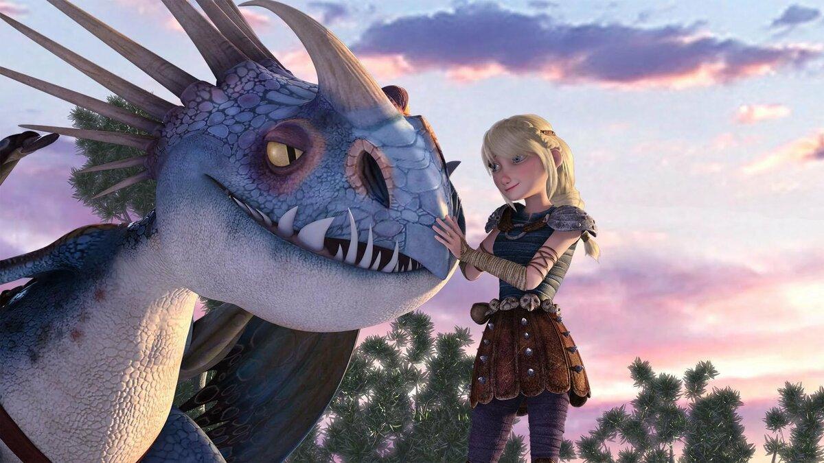 картинки драконы и всадники олуха все серии когда