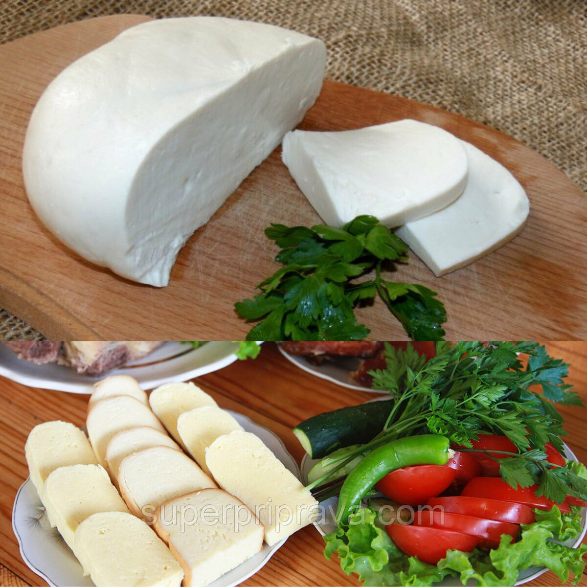 рецепты из сыра сулугуни фото скрылись