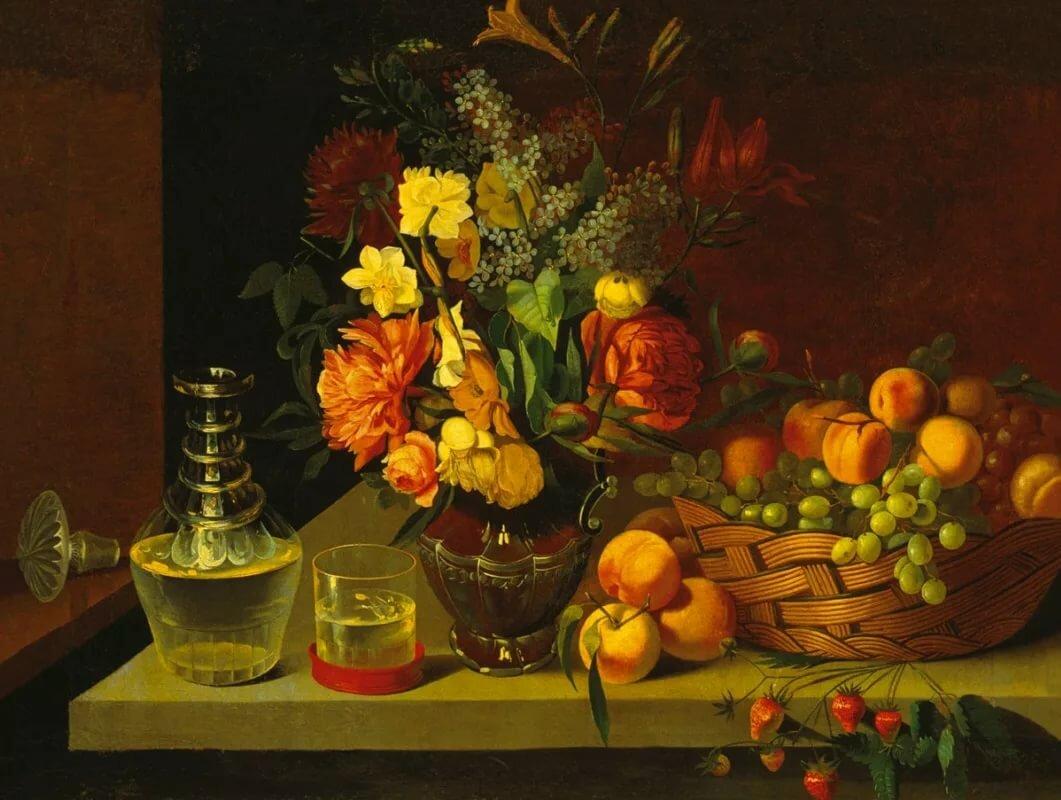 день картина цветы и плоды хруцкий рекомендую пройтись