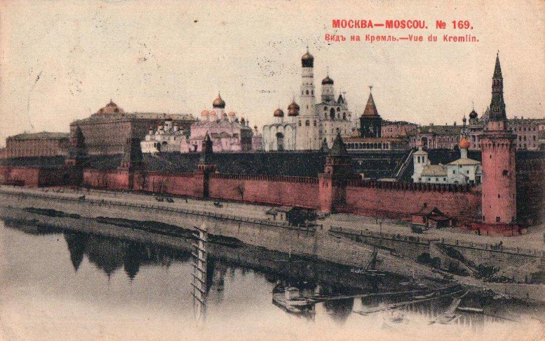 исключения утраты фото москвы на старых открытках была саду апреле