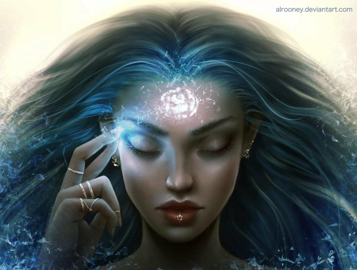 картинки интуиция магия подручные материалы
