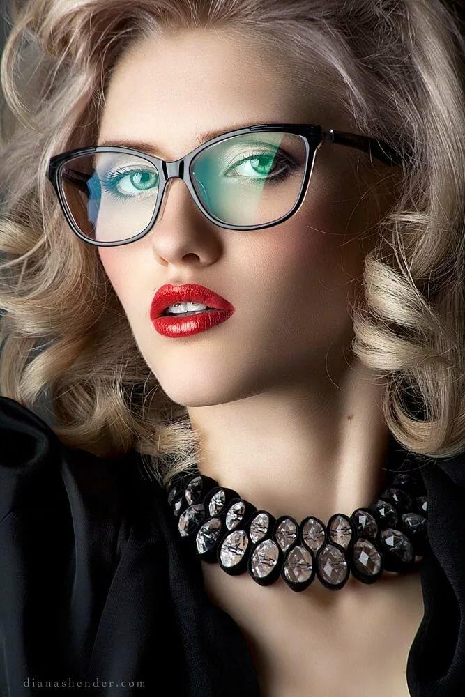 Картинка гламурные очки