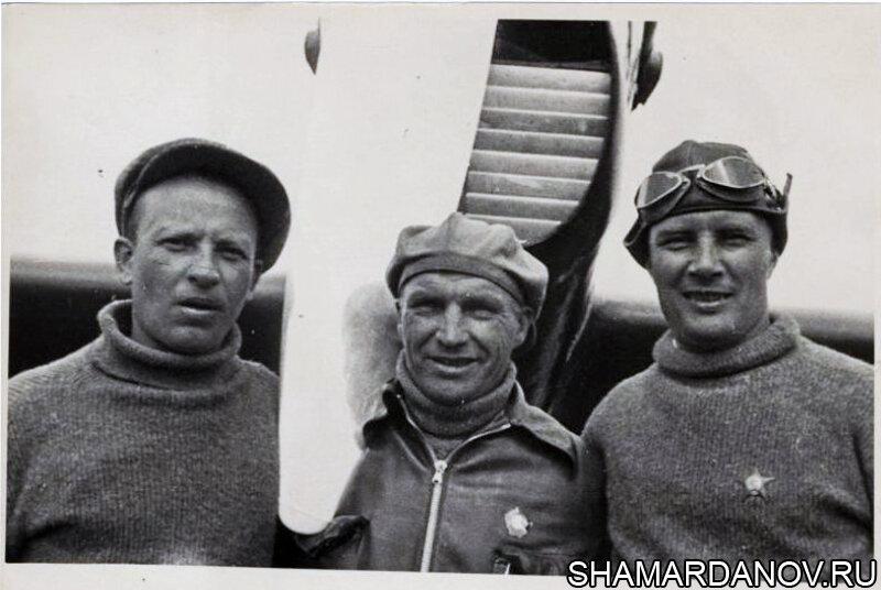 18 июня 1937 года начался первый в мире беспосадочный перелет по маршруту Москва – Северный полюс – Ванкувер
