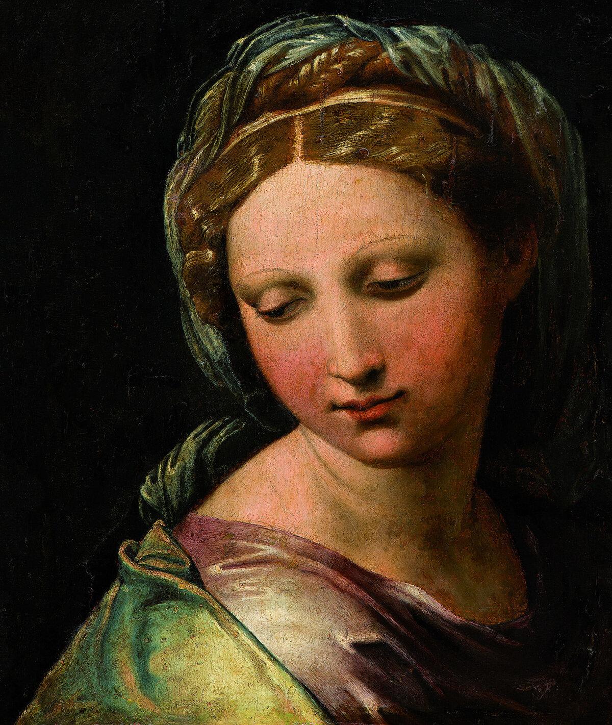 Картинка возрождение женщины
