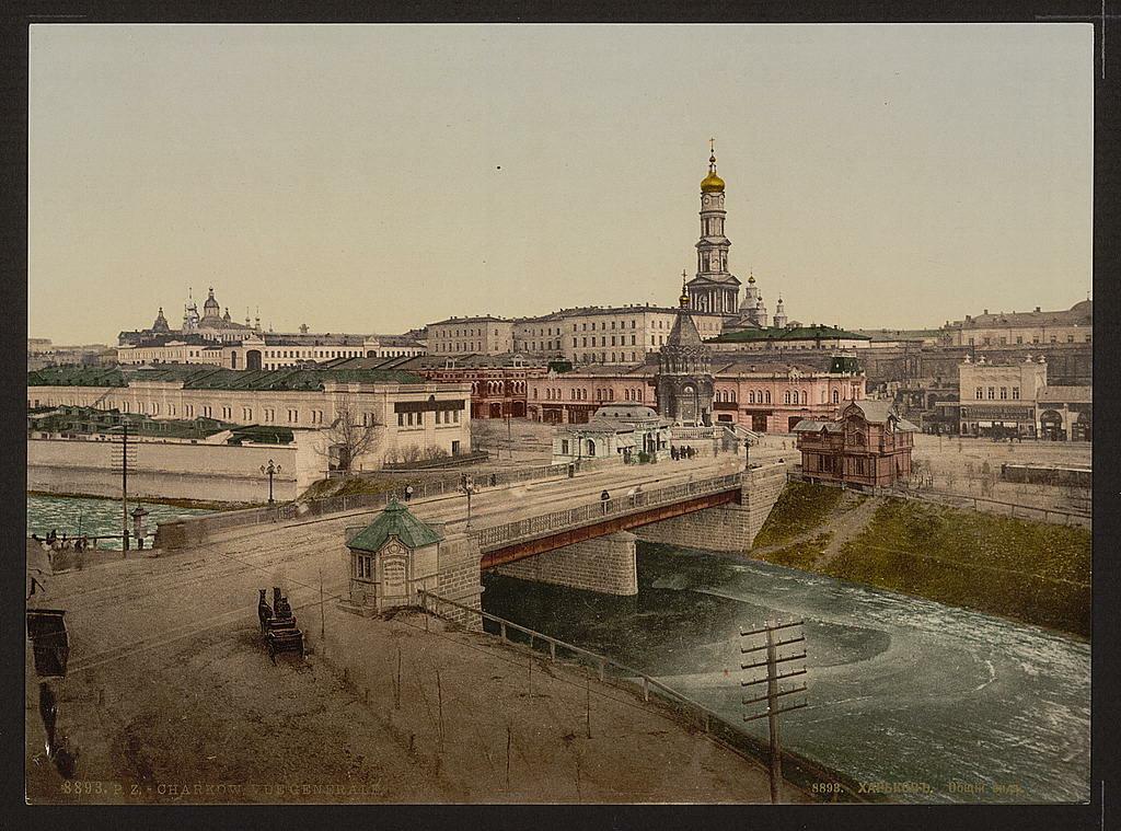 все старые фотографии российской империи в цвете были только