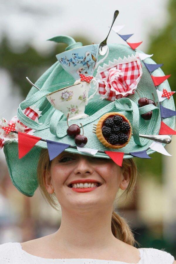 как картинки необычных шляп всего мира изучают