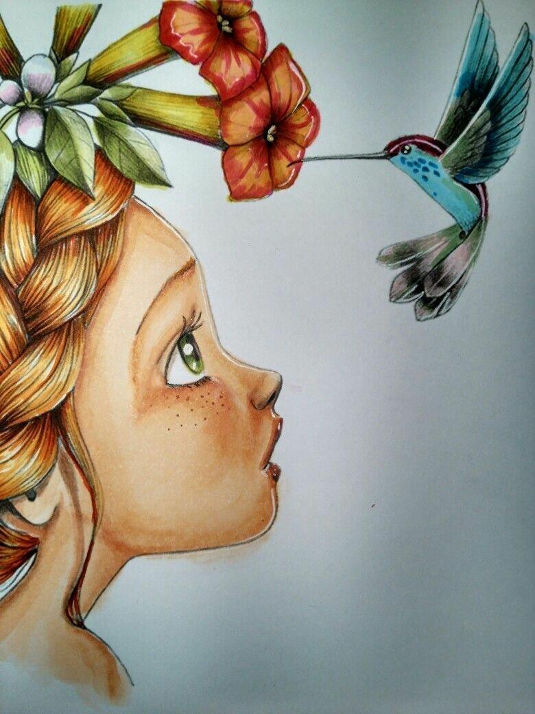 Красивые необычные картинки нарисованные
