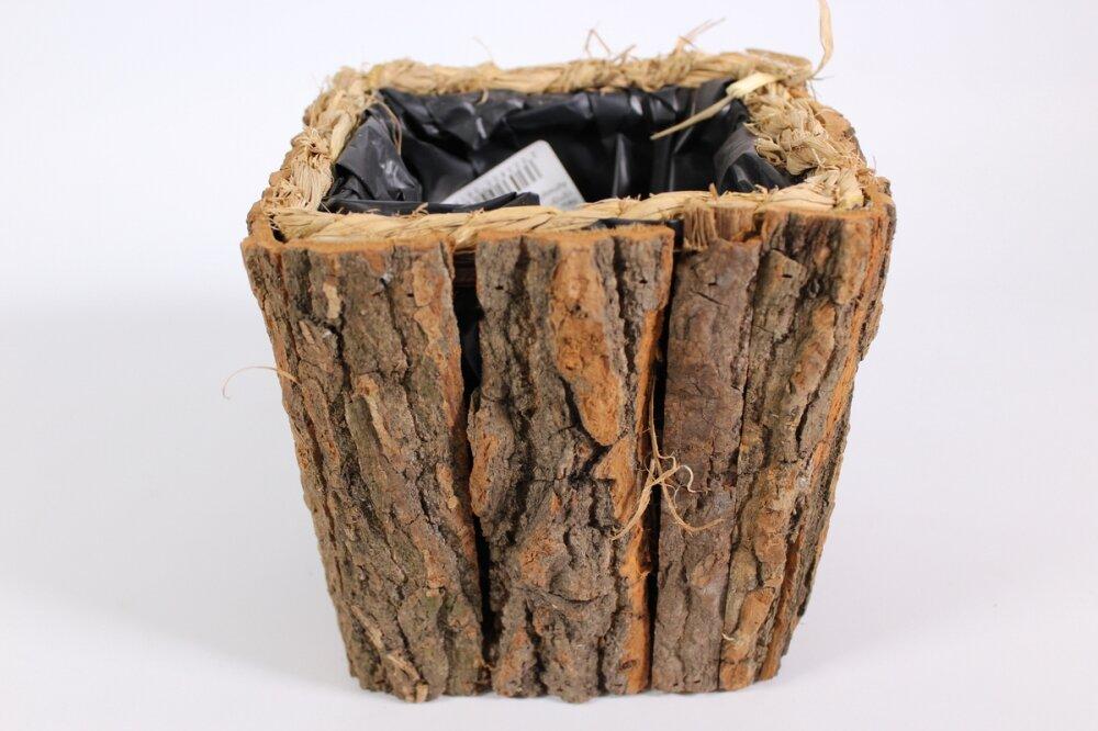 панно из сосновой коры фото опушка