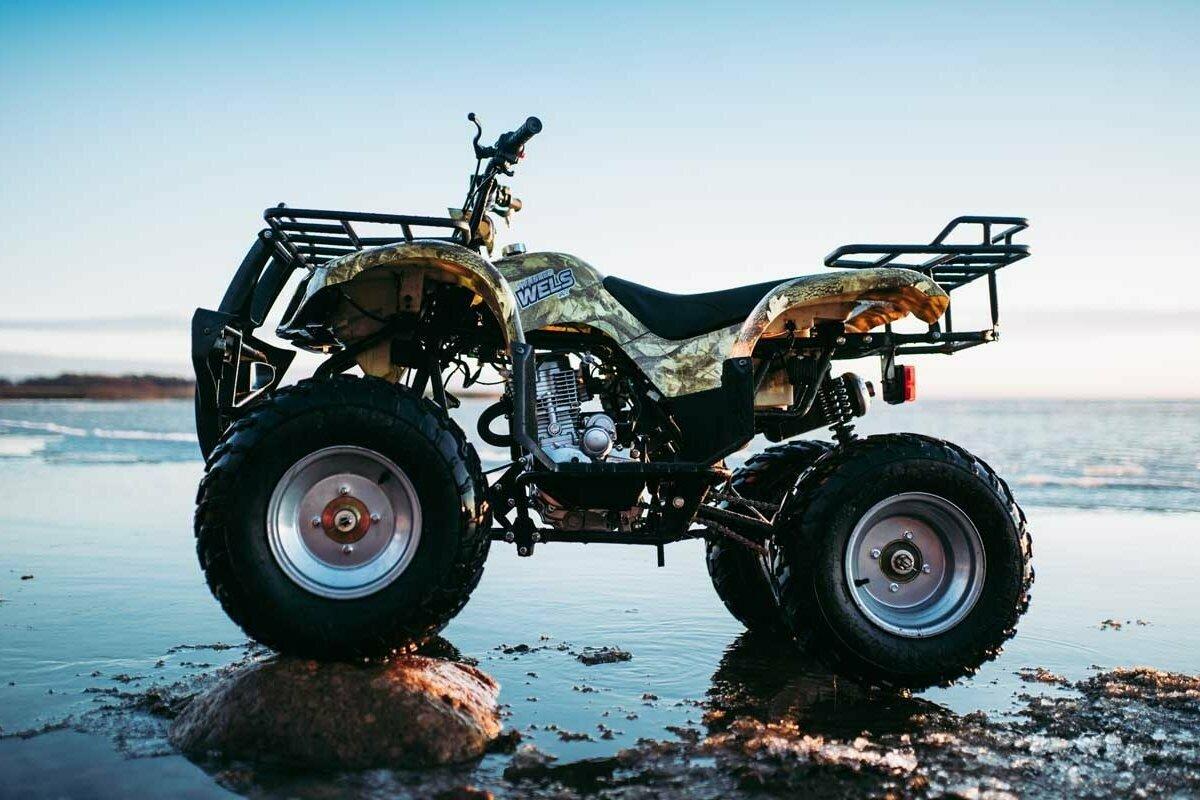 Утилитарный квадроцикл Wels Thunder 200