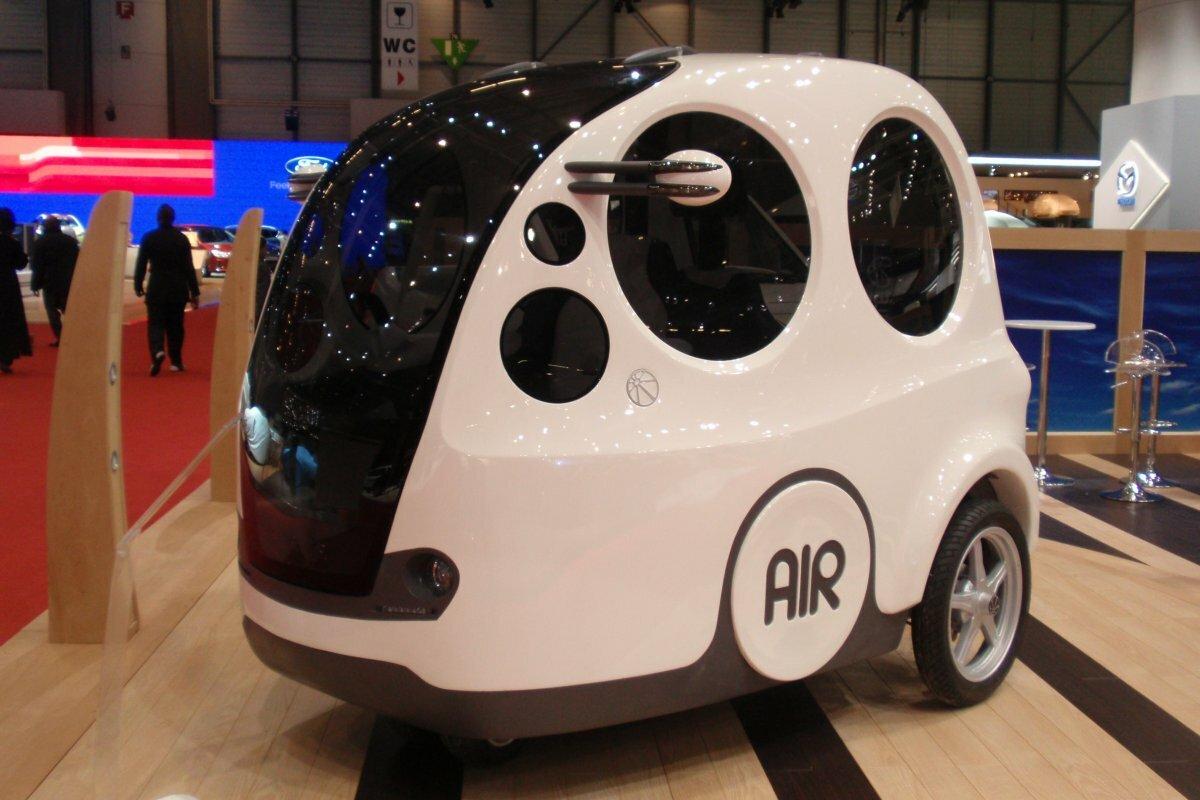 Электромобиль AirPod
