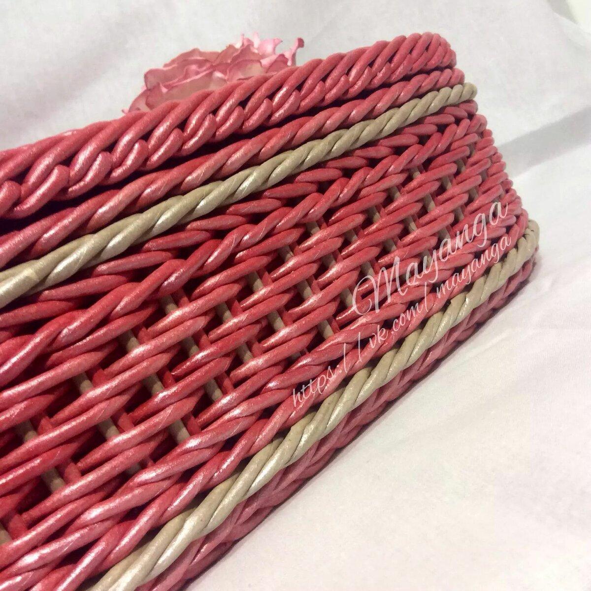 плетение из трубочек новое картинки фоне этих