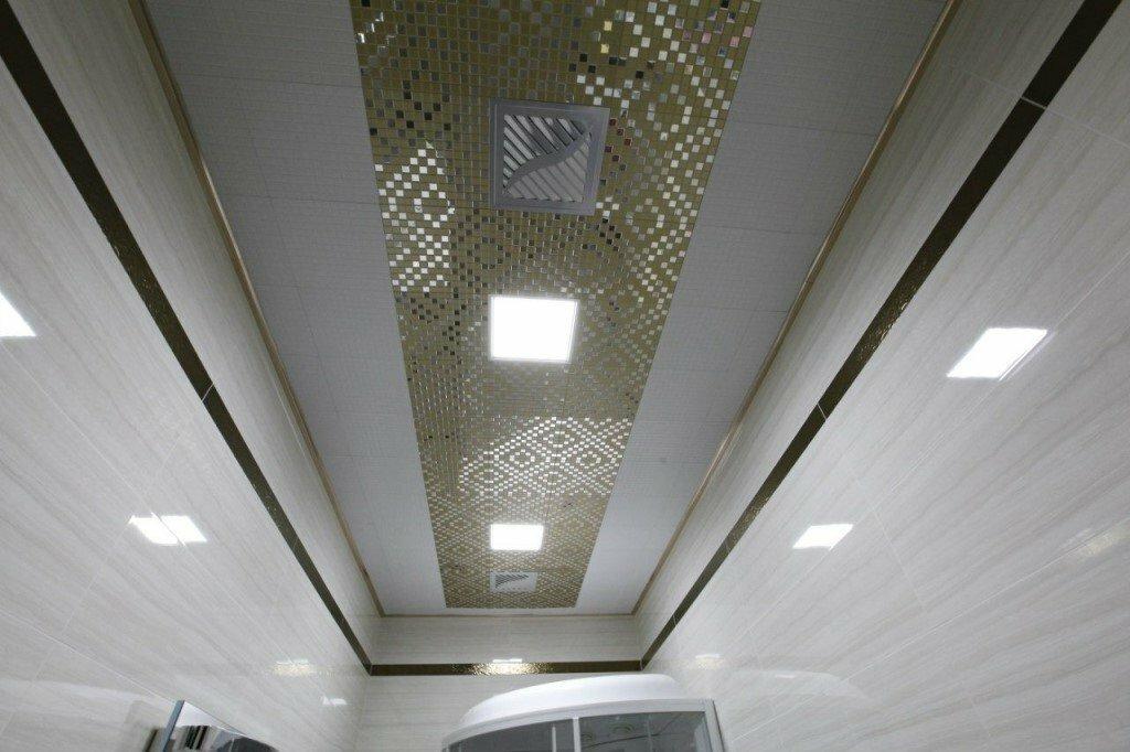Кассетный потолок №34