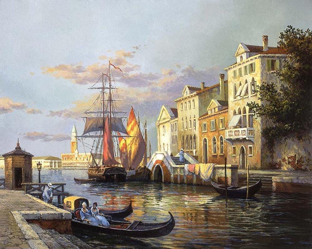 акрополь венеция в картинах великих художников районном центре