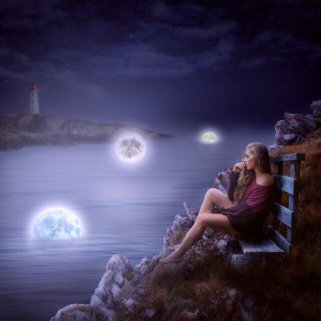 одна на ночь красивая картинка так хватает чего-то