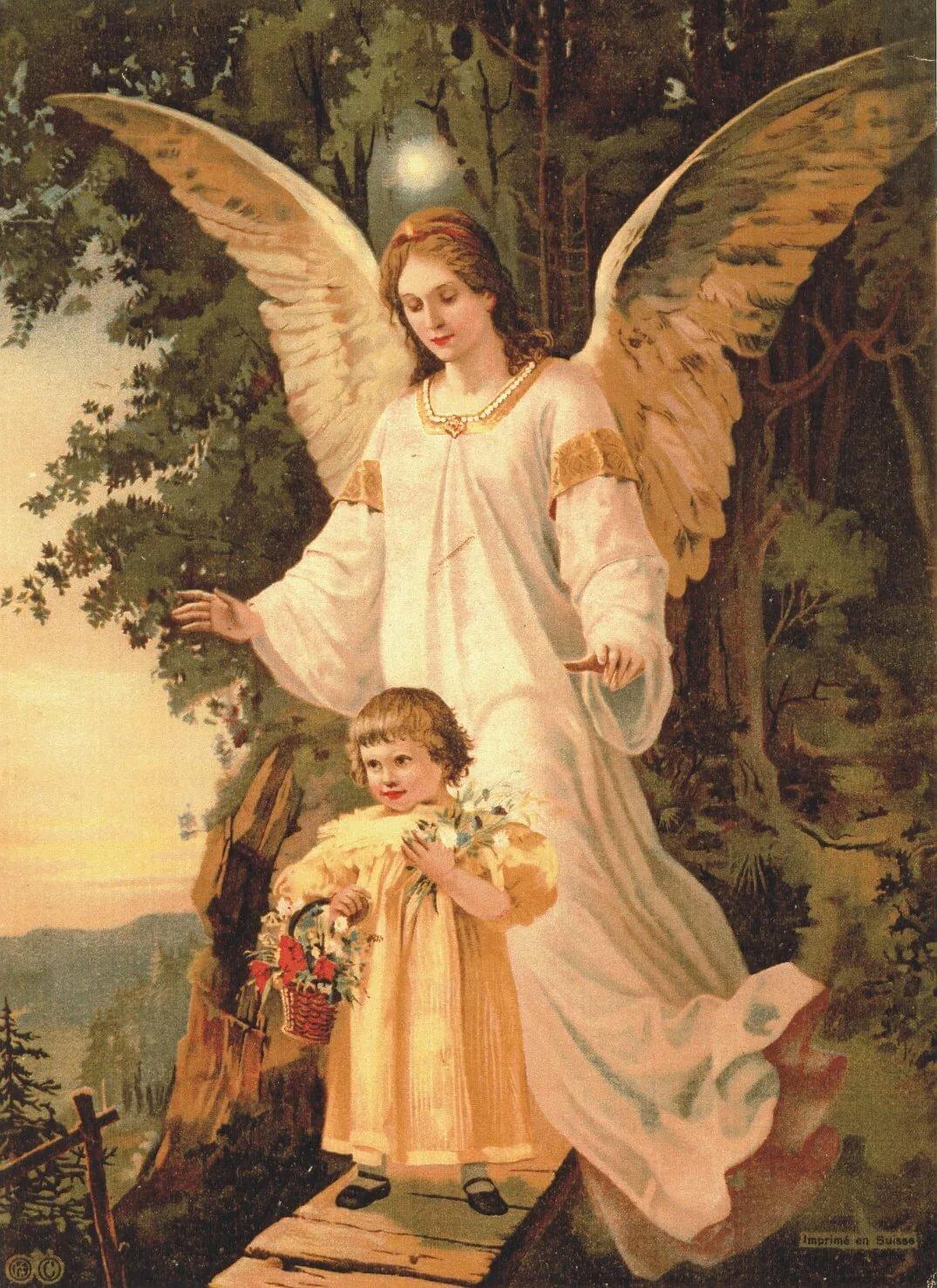 этого эта открытка ангел хранитель для сына запад еще
