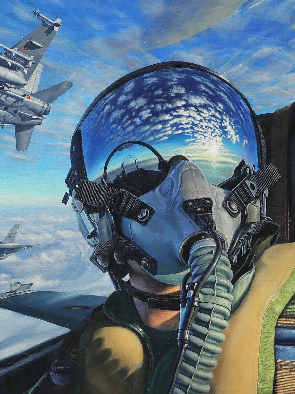 картинки пилотов арт делом
