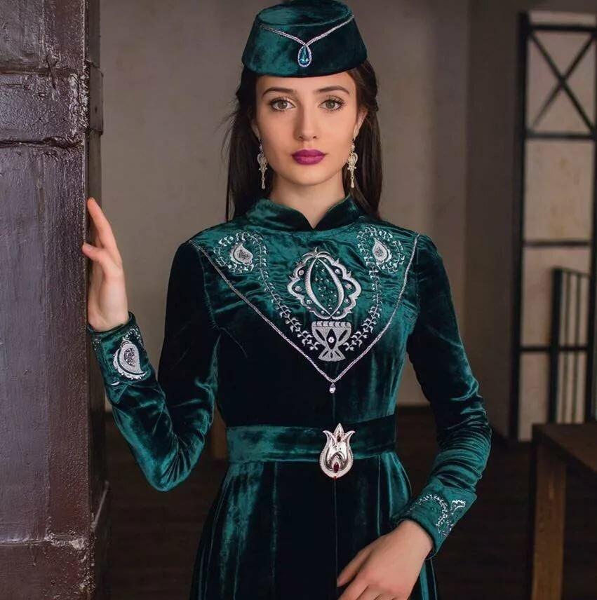 Татарка татарин картинки